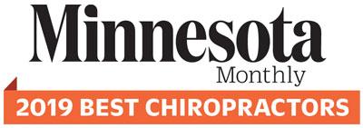 2019 Minnesota Monthly Best Chiropractor